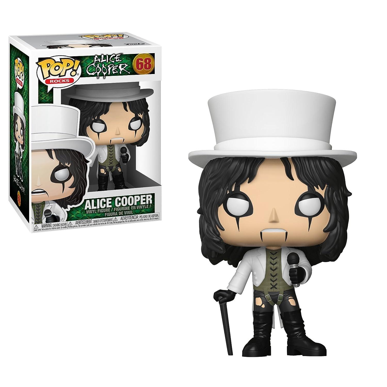 30206 Accessory Toys /& Games Rocks Alice Cooper Collectible Figure Multicolor Funko Pop Funko POP! Rocks