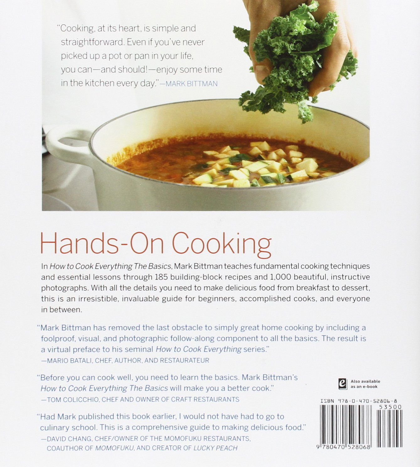 amazon how to cook everything the basics all you need to make