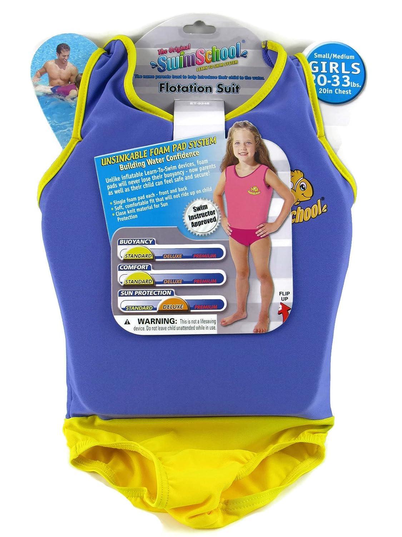 セール 登場から人気沸騰 Flotation Swim Large Suitボディースーツby SwimSchoolイエローパープルMedium Large 33 Girls 33 – B005P15XNI 55 lbs B005P15XNI, 浦上ふとん店 ネットショップ:1bed24d9 --- a0267596.xsph.ru