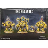 Ork Meganobz Warhammer 40K by Games Workshop
