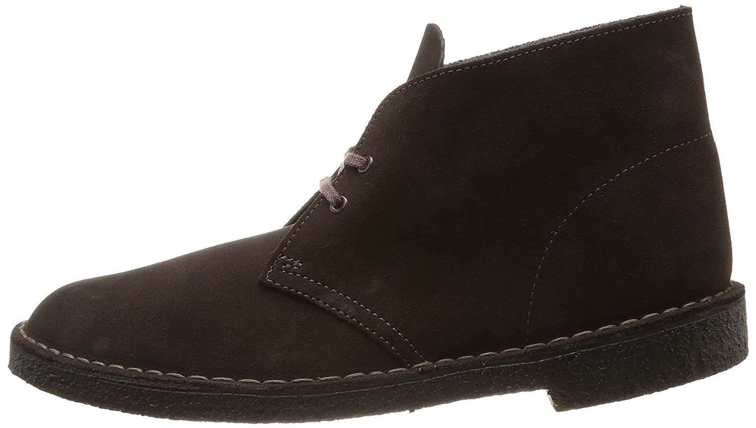 Clarks Originals Desert Boot, Herren Derby Schnürhalbschuhe, Braun (Brown Sde), UK) 47 EU (12 Herren UK) Sde), - e914fc