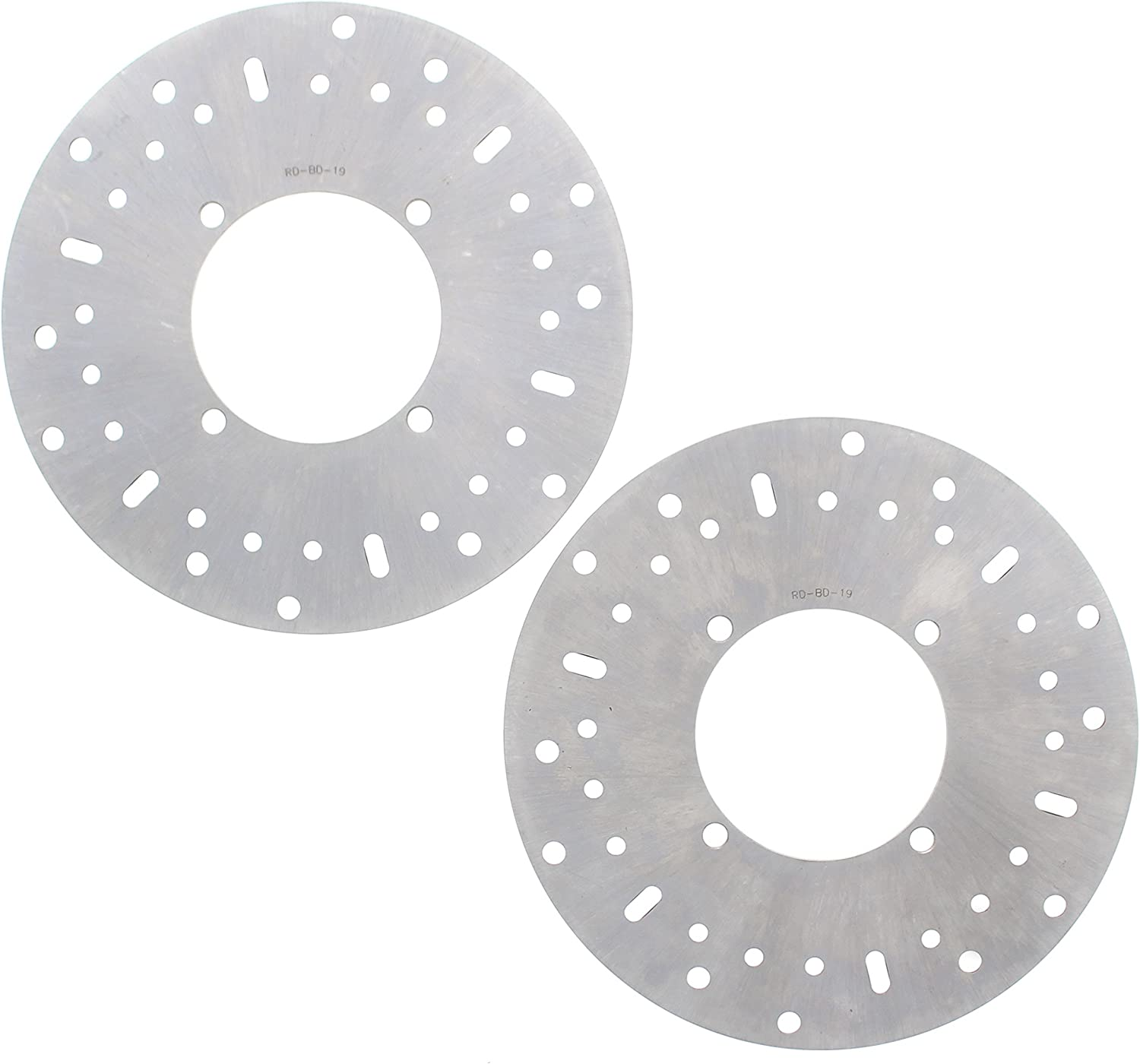 Race Driven Polaris Front Brake Rotors Brake Discs Both Sides for ATV UTV