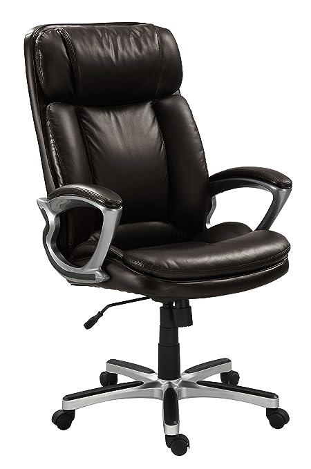 Amazon Com Serta Chr200056 Executive Chair Big And Tall Old