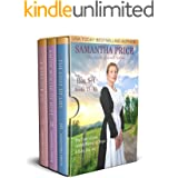 The Amish Bonnet Sisters series: Books 13-15 (The Cost of Lies, Amish Winter of Hope, A Baby for Joy): Amish Romance (The Ami