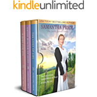 The Amish Bonnet Sisters series: Books 13-15 (The Cost of Lies, Amish Winter of Hope, A Baby for Joy): Amish Romance…