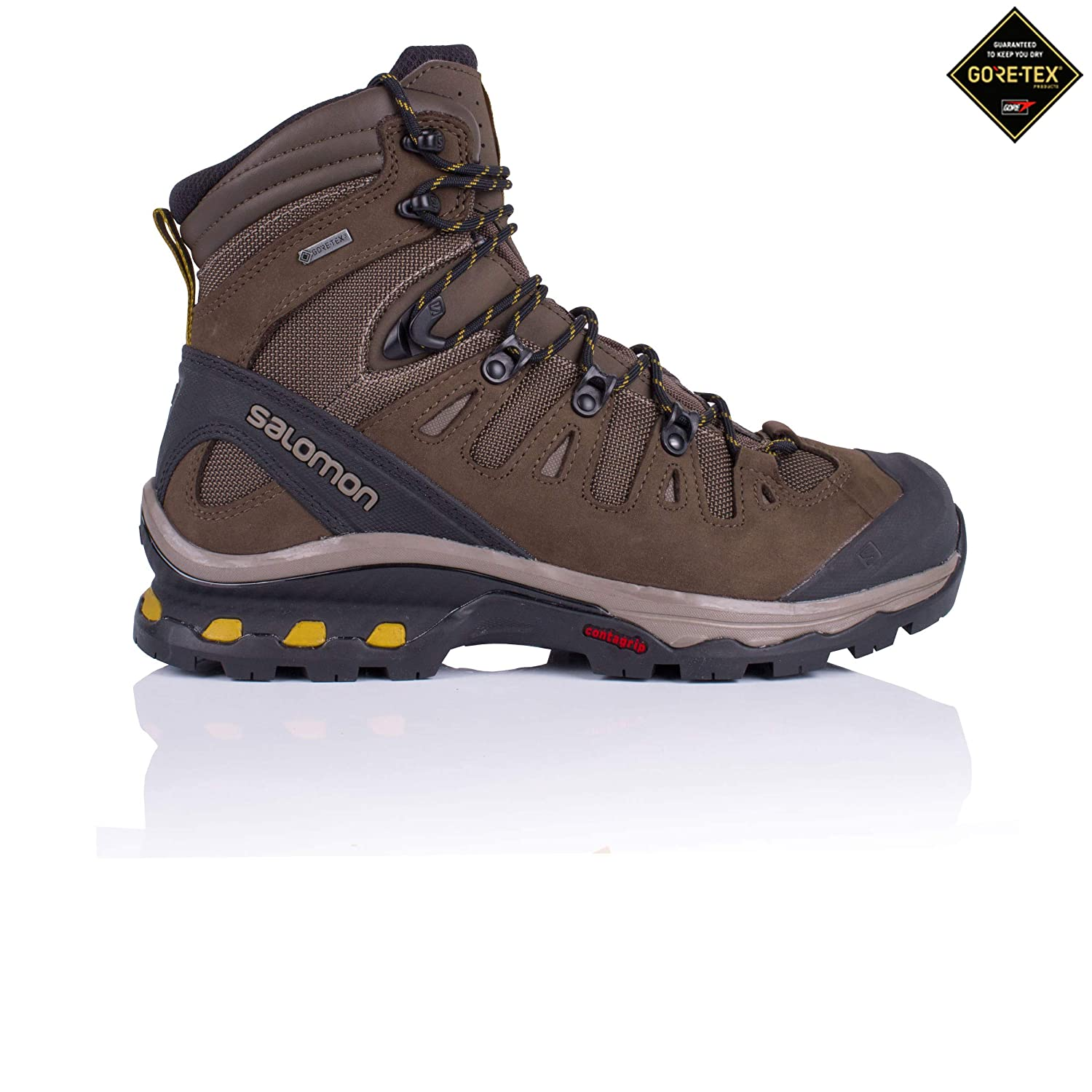 Salomon Men's Quest 4d 3 GTX Backpacking Boots 402455