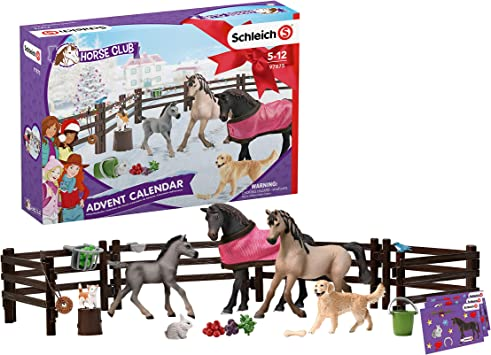 NEW Schleich Horse Club Blanket /& Halter Sarrah /& Mystery Stable Farm BUY NOW
