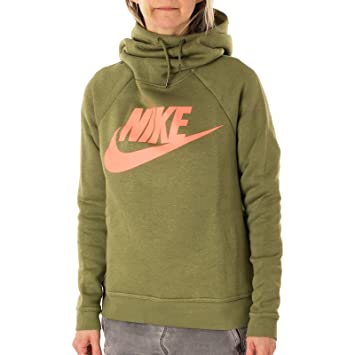 Hooded sweatshirt Nike W NSW RALLY HOODIE GX1