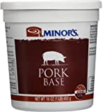 Minor's Pork Base No Added MSG, 16 Ounce