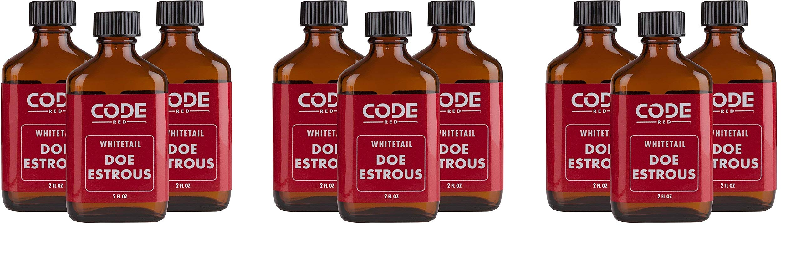 Code Blue Code Red Whitetail Doe Estrous Triple Pack (3-(Pack)) by Code Blue (Image #1)