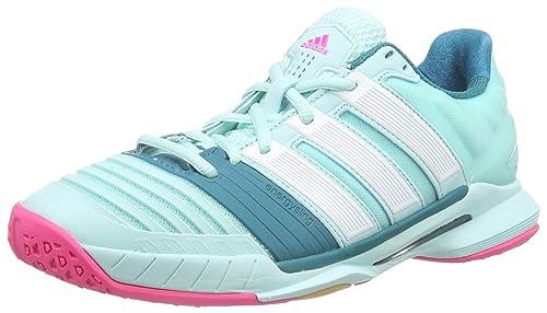 adidasW Adipower stabil11 - Zapatillas de Balonmano Mujer, Color Turquesa, Talla 42 2/3: Amazon.es: Zapatos y complementos