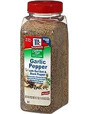 McCormickCalifornia Style Garlic Pepper (Fresh Black Pepper Seasoning), 22 oz