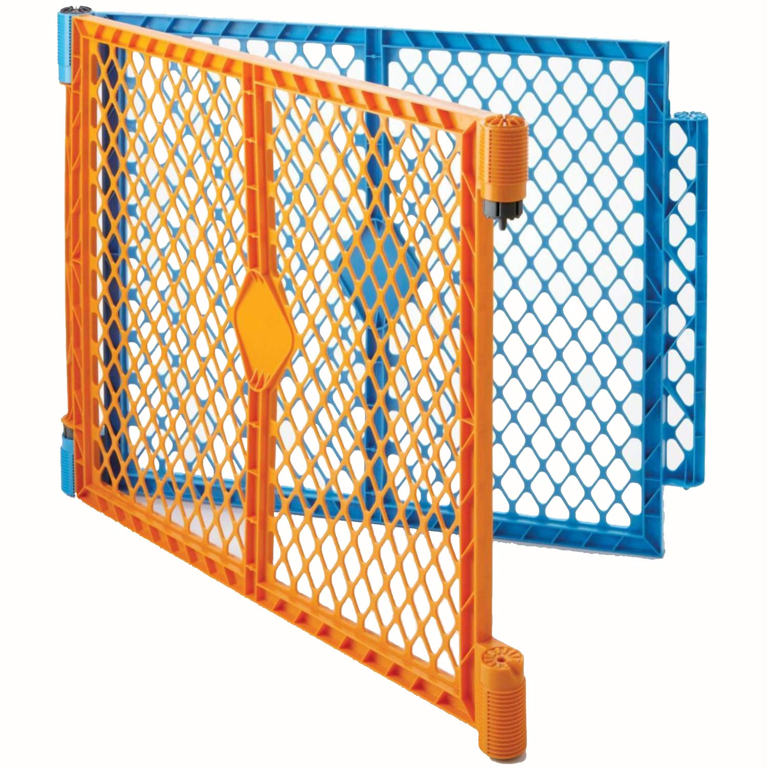 North States 2-Panel Extension for Multicolor Superyard Colorplay or Superyard Colorplay Ultimate Increases Play Space up to 34.4 sq. ft. Adds 64 , Multicolor