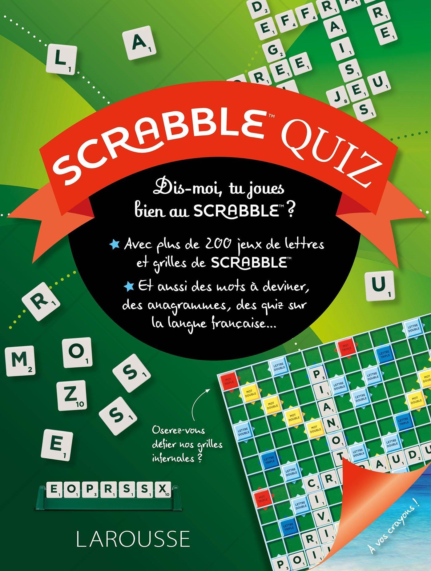 Scrabble Quiz (Jeux et activités): Amazon.es: Collectif: Libros en idiomas extranjeros