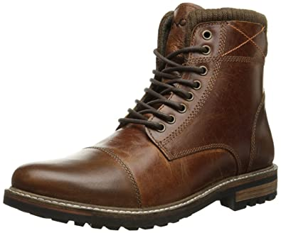 Crevo Sequoia Lace Up Boot Bordeux Leather Y95j3417