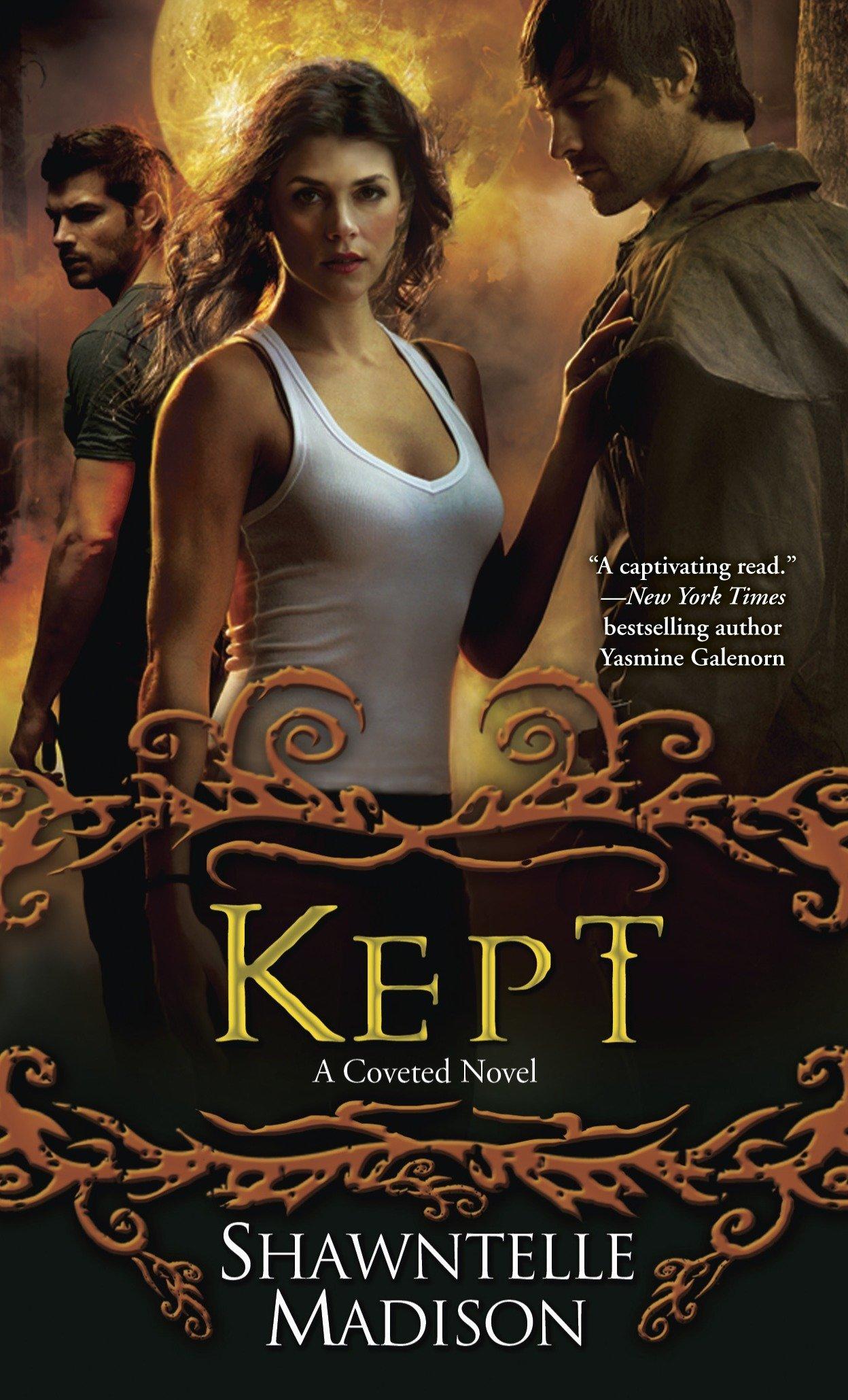 Read Online Kept: A Coveted Novel pdf
