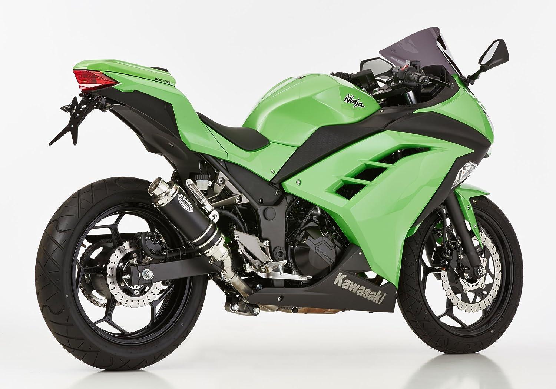 hurric Escape Super Sport Negro Ninja 300 EX300 A 2013 ...
