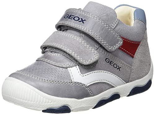Geox Klettschuh, weiß kombiniert auf