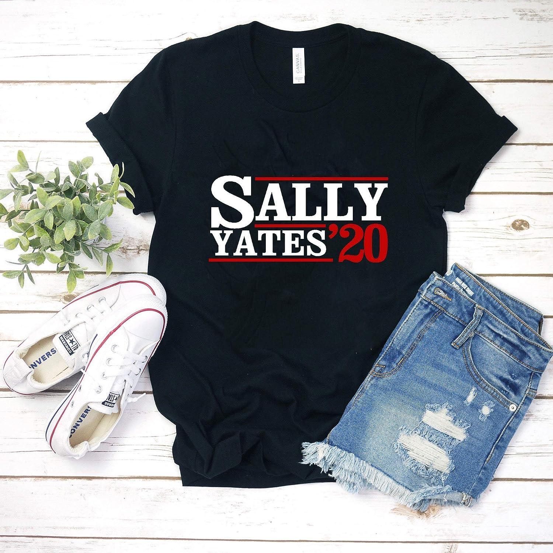 Sally Yates 2020 For Men Woman Shirts