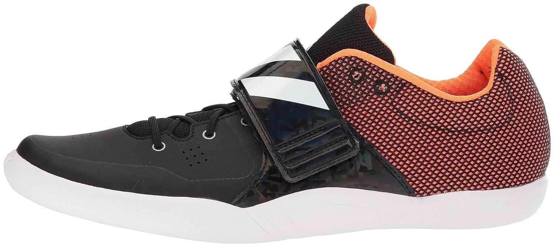 adidas Adizero Discus/Hammer B072R4QPNP 14.5 M US|Core Black, Ftwr White, Orange