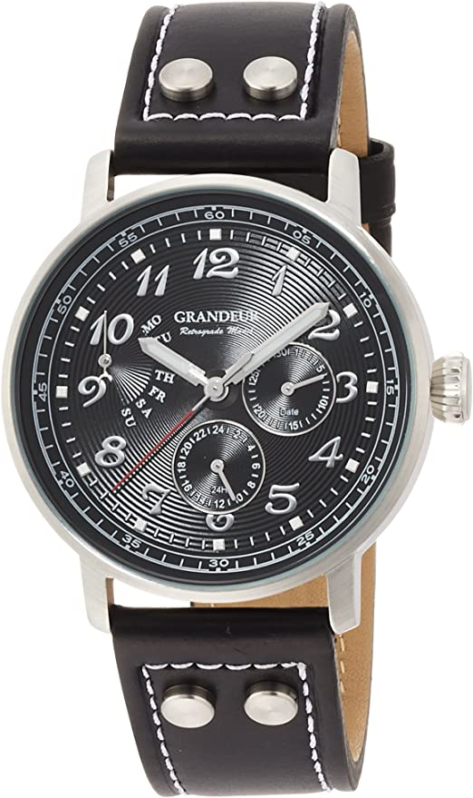 [グランドール] 腕時計 OSC048W3