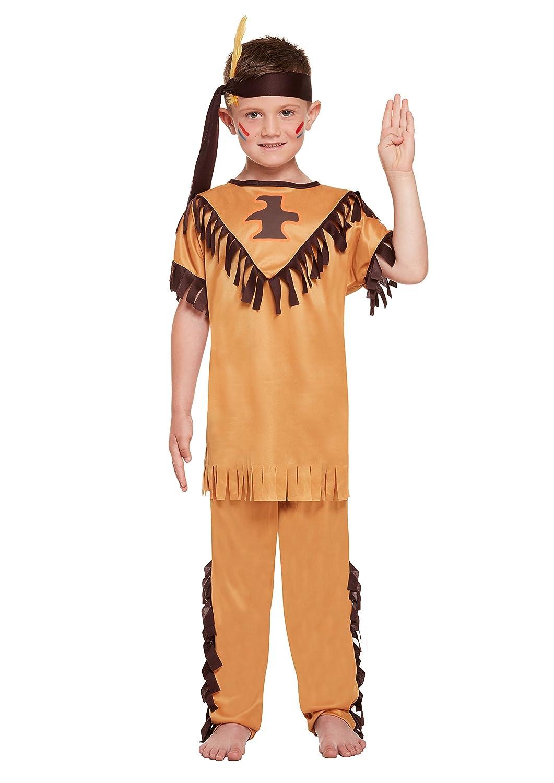 Native American Boy Indian Child Halloween Costume