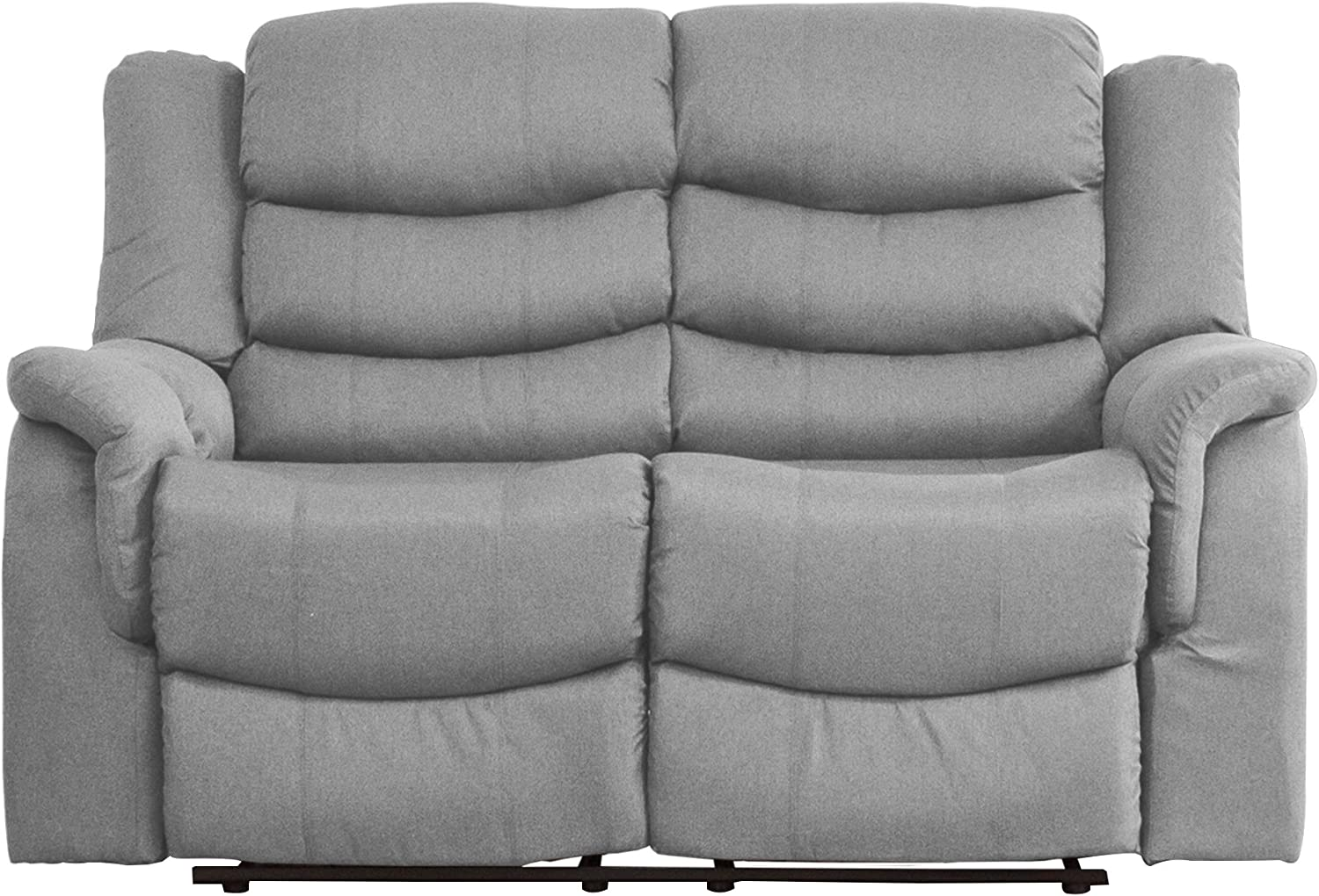 Dark Grey, 1 Seat 1//2//3//3+2//1 Riser Recliner in Woven Fabric Light Grey /& Dark Grey Sofa Collection Moselle Recliner Suite