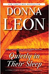 Quietly in Their Sleep (Commissario Brunetti Book 6) Kindle Edition