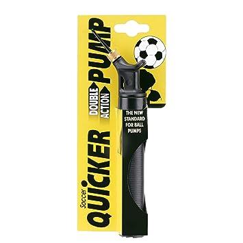 Doble Acción Bomba de mano con aguja - mejor para suave pelota ...