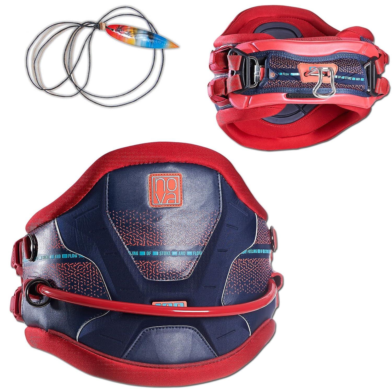 Nova Kite cadera trapezoidal litio Women Red/Blue, small: Amazon ...