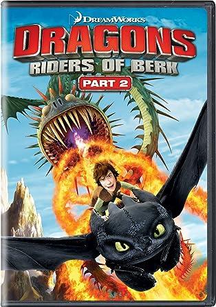 Amazon Com Dragons Riders Of Berk Part 2 America Ferrera Jay