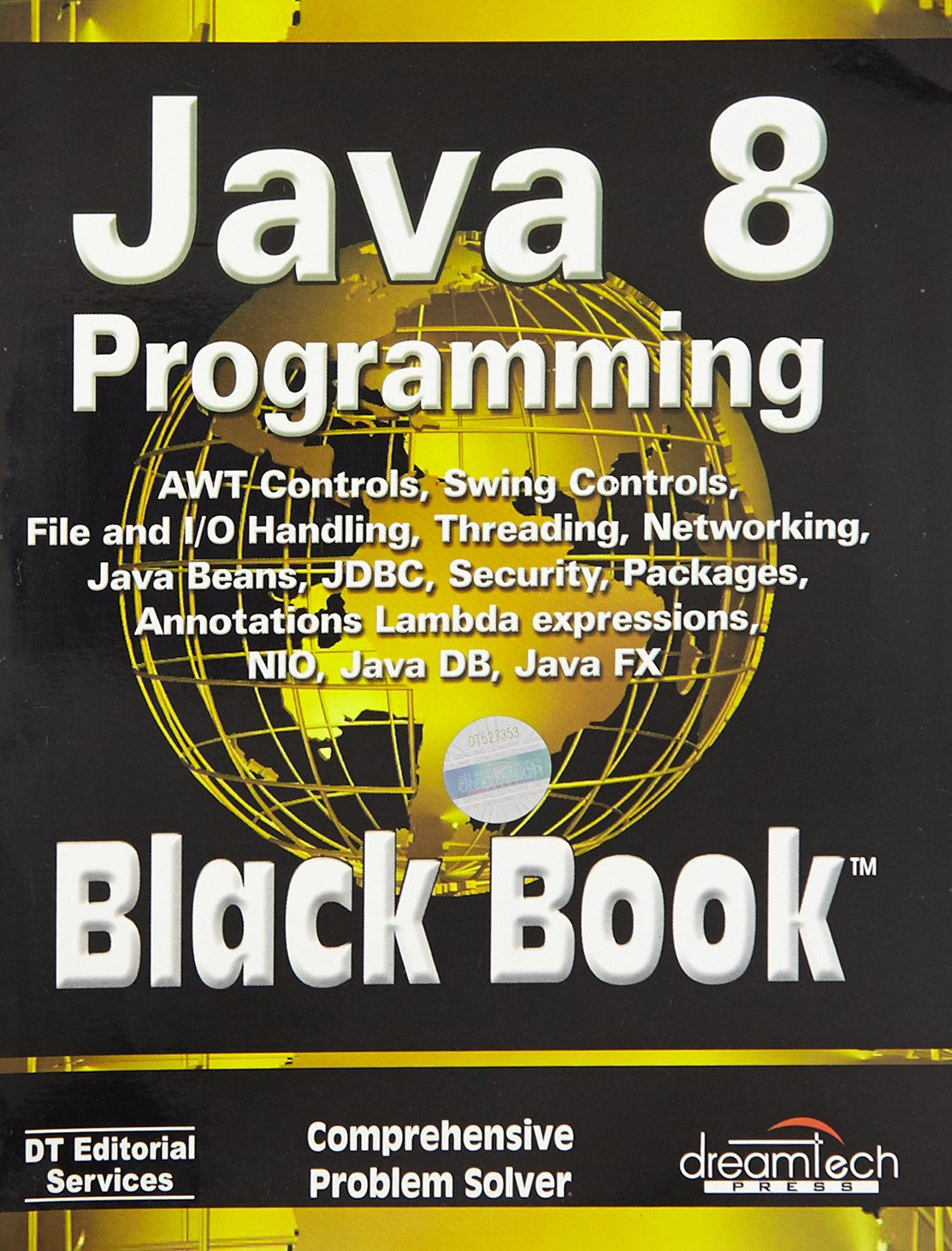 Buy Java 8 Programming Black Book Book Online at Low Prices in ...