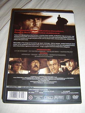 Amazon com: Texas Adios (1966) / Goodbye Texas: Franco Nero, Alberto