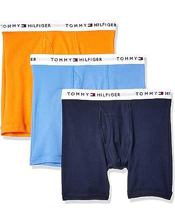 bd03c81817 Tommy Hilfiger Men's Underwear 3 Pack Cotton Classic Boxer Briefs