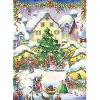 Christmas Market Advent Calendar