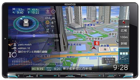 MDV-M906HDL ケンウッド9インチハイビジョン彩速ナビゲーションシステム MDV-M906HDL