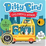 DITTY BIRD Baby Sound Book: Our Children's Songs Musical Book is The Perfect Toys for 1 Year Old boy and 1 Year Old Girl Gift