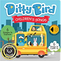 Our Best Interactive Children'S Songs Book for Babies. Musical and Educational Toddler Toys. Sing-Along Board Books for…