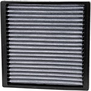 K&N Premium Cabin Air Filter: High Performance, Helps Protect against Viruses and Germs: Designed For Select 2005-2019 Toyota Tacoma, 1999-2002 Subaru Liberty, 2003-2008 Pontiac Vibe, VF2005