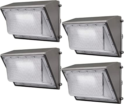 Free Shipping ** LED Wall Pack Light Fixture WSD-FWP45W27-50K ** New In Box