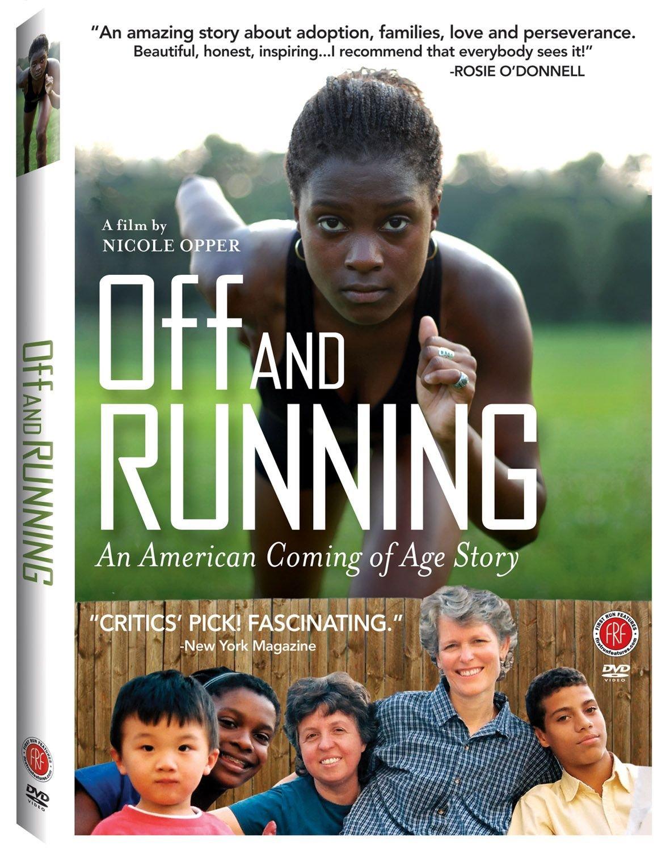 DVD : Avery Klein-Cloud - Off And Running (Widescreen)