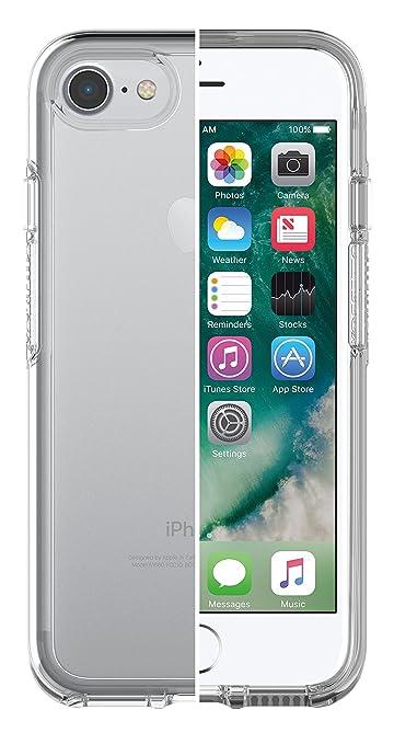 10 opinioni per OtterBox Symmetry Clear Custodia per iPhone 7, Trasparente