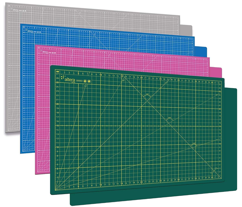 formato A1 Tappetino da taglio Altera 60 x 90 cm disponibile in 4 colori gruen
