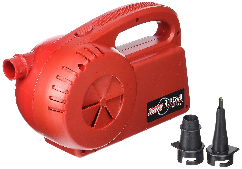 Coleman rechargeable air mattress pump