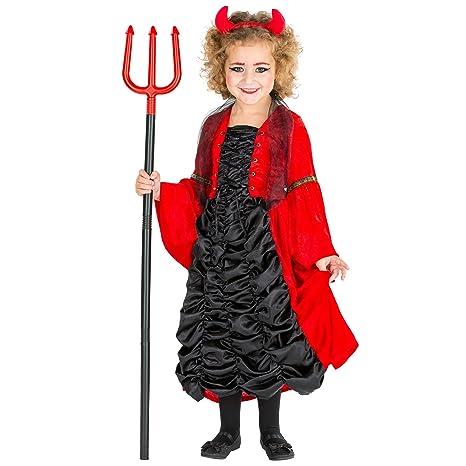 molte scelte di vasto assortimento moda più desiderabile dressforfun Costume da Diavoletta barocca bambina ...