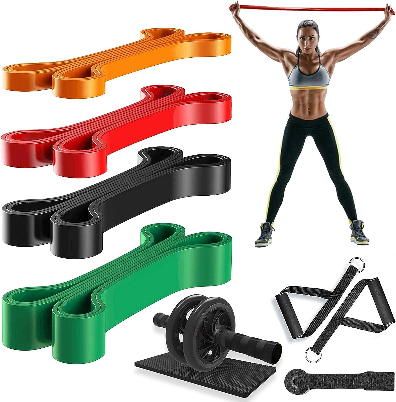 Fitness Resistance bands Door Anchor Crossfit Elastic Bands For Fitness Yoga YA