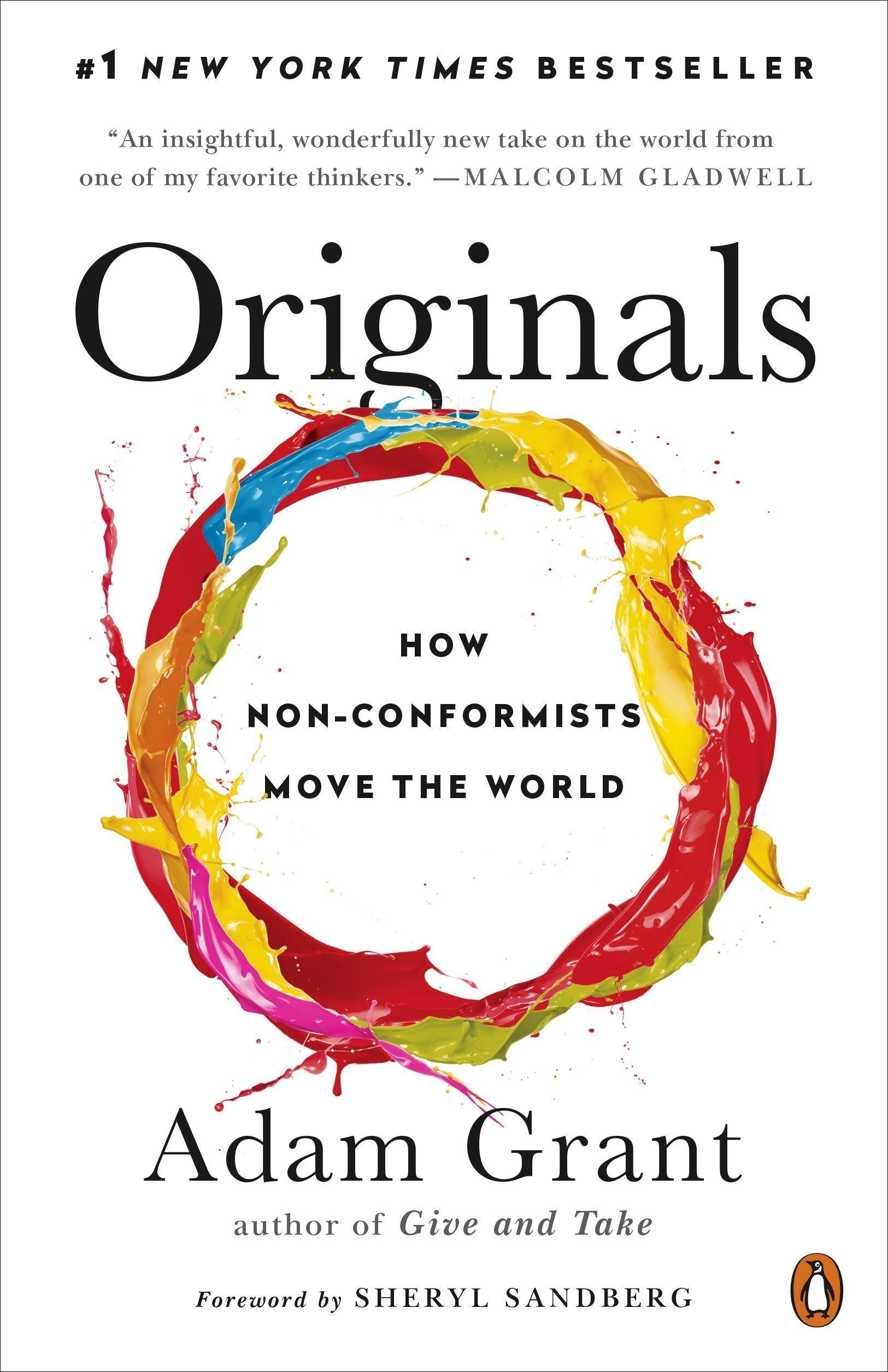 Amazon.it: Originals: How Non Conformists Move the World