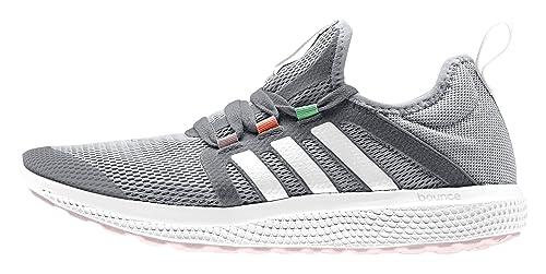 los angeles 53991 25536 adidas CC Fresh Bounce W, Zapatillas de Running para Mujer, Blanco (Gris