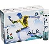 ALP SPORT Multivitamin Trinkampullen 14x25 ml Stoffwechselkur – Vitamine Mineralstoffe Mikronährstoffe Q10 für Sport Fitness Energie Regeneration