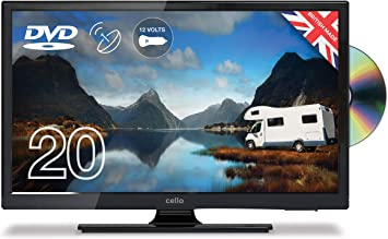 20 CELLO C20230F 12v 12 volt LED HD CARAVAN TV FREEVIEW ...